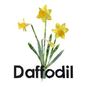 "daffodil - 6"" panel"