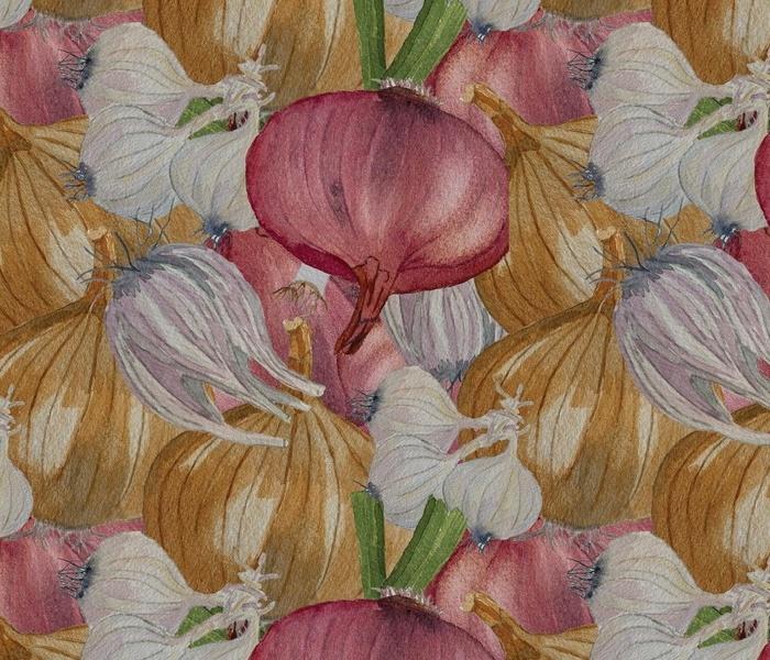 Mixed Onions pattern