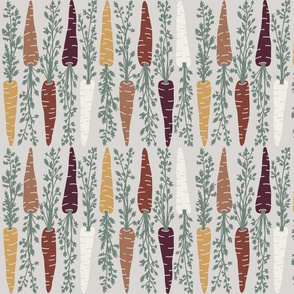 Kaleidoscope of Carrots