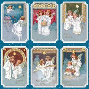Vintage Angel Collage