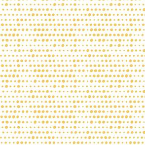 groovy_summer_yellow_white_dot