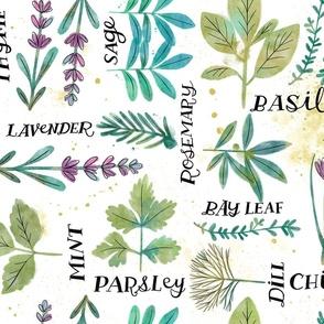 My Herb Garden Journal