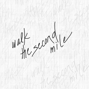 walk-the-second-mile