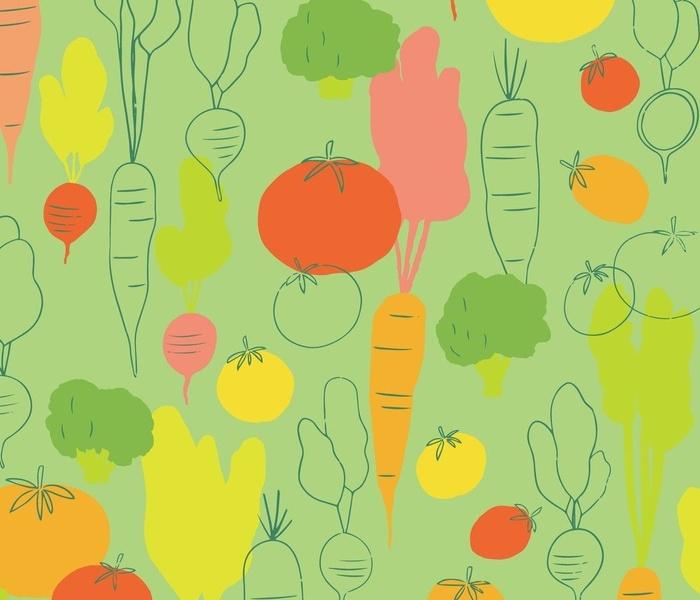 Cheerful Veggies