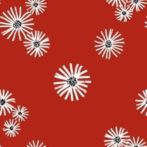Daisy Doo red (large scale)