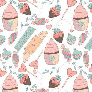 Sweet treats print