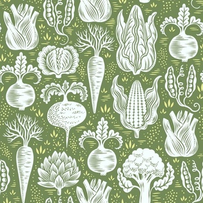 Lettuce Turnip the Beet - Green