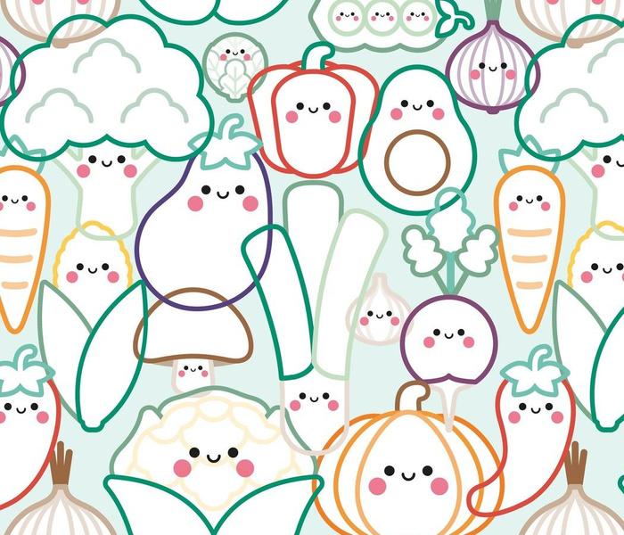 Veggie friends
