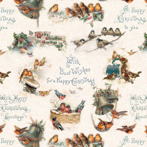 Snowbirds and Christmas Wishes