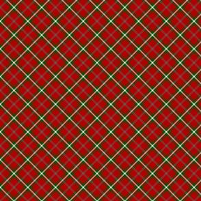 Red Christmas Plaid