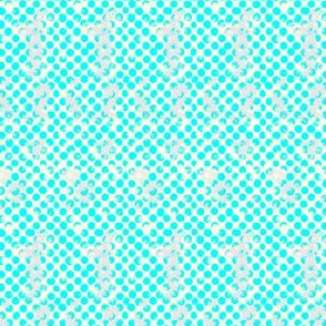 Small Blue Dots