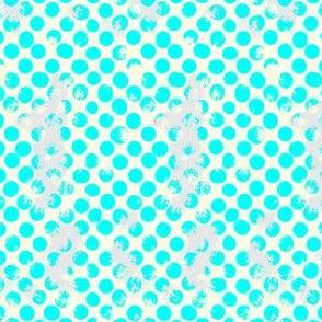 Large Blue Dots