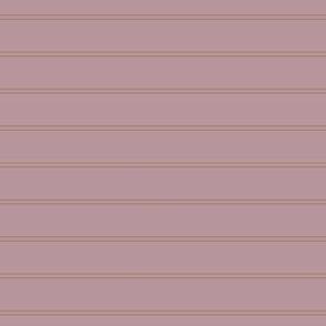 double stripe purple