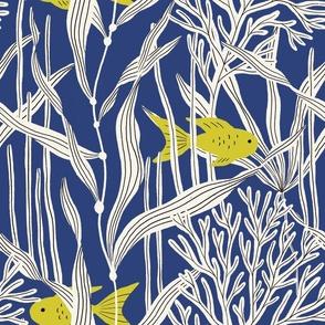 Fishy fishy (blue)