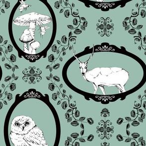Woodland Enchantment - Artemisia