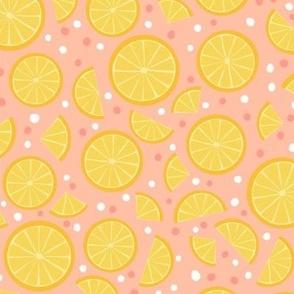 Summer Lemon Slices