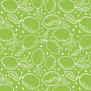 Summer Lemon Toss Green