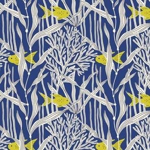 Fishy fishy (blue) (small)