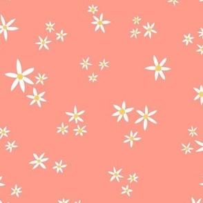 Summer Lemon Blossoms Pink