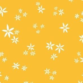Summer Lemon Blossoms Yellow
