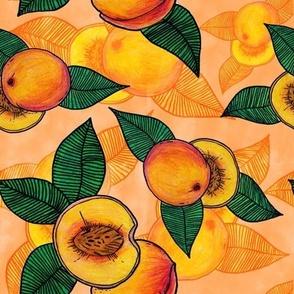 Eat More Peaches