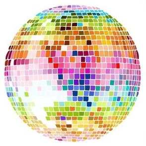 Disco Ball – Rainbow