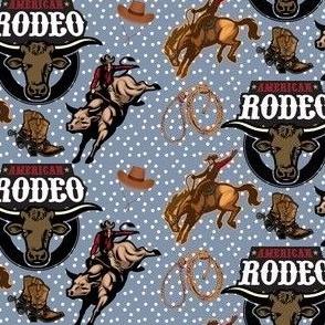 Cowboy Rodeo Bull Riders II