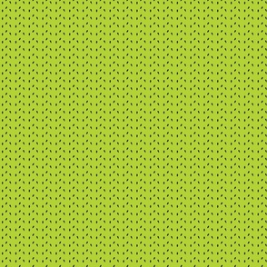 Watermelon Seeds - lime green background
