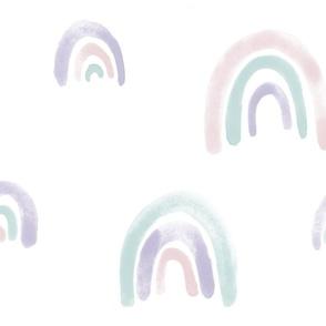 Rainbows Extra Large