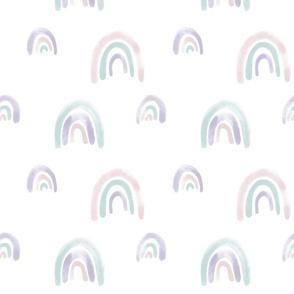 Rainbows Medium Size
