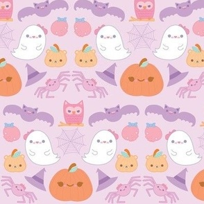 Kawaii Halloween Lilac