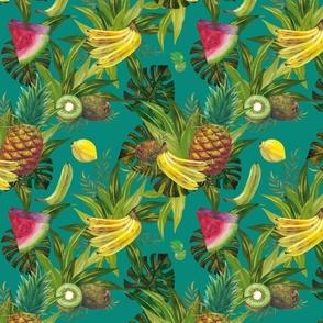 fruits basket 1 (turquoise)