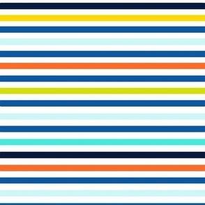 Classic Stripes // Summer Boys