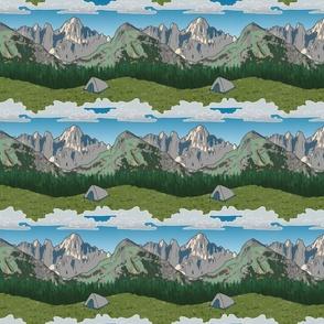 7x6 SmallPrint JohnMuir,MtWhitney