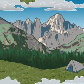 John Muir Trail & Mt Whitney