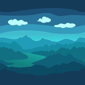 landschaft-muster-kleiner-farbkor