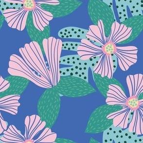 Hibiscus Dreamy Blue