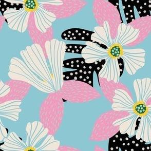 Hibiscus Sky Blue