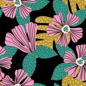 Hibiscus Black Gold