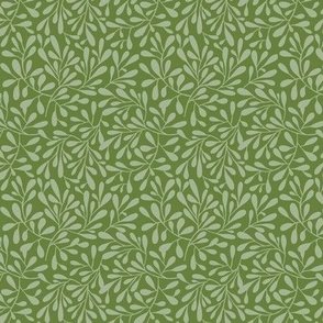 Breeze - Botanical Tonal Green Small Scale