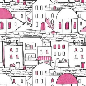 Little city pink