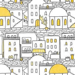 Little city yellow