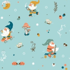 gnome skaters