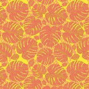 tropical night yellow