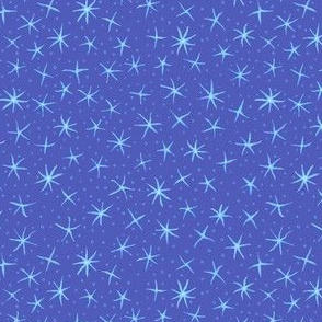 stellate whimsy - evening sky