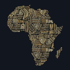 Spirited Africa Wall Hanging