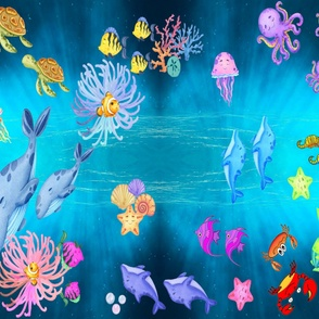 Underwater Baby Playmat