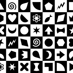 Find the Matching Shapes
