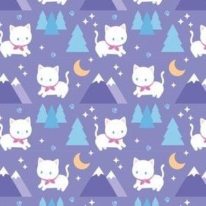 Meowtain Cat