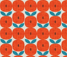 tweedy scandi peaches